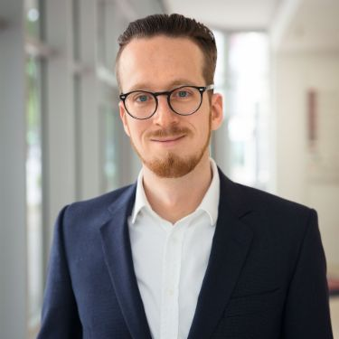 Sebastian Pollmer, Head of the Secured Portfolio Valuation Department at EOS.