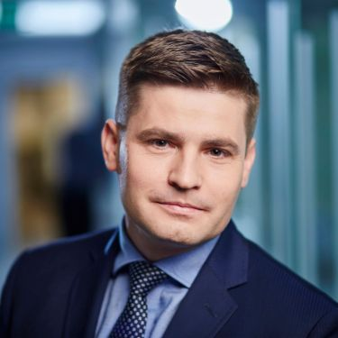 Sale of receivables in Poland: Dariusz Petynka, Managing Director of EOS in Poland.